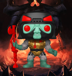 Masters of the Universe Funko Pop! Blast-Attak (2020 Shared Sticker) #1017 (Pre-Order)