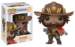 Overwatch Funko Pop! McCree #182