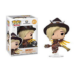 Overwatch Funko Pop! Mercy (Witch) #411