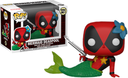 Deadpool Funko Pop! Mermaid Deadpool #321