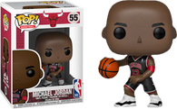 NBA Bulls Funko Pop! Michael Jordan (Black Jersey) #55 (Pre-Order) Wave 2020