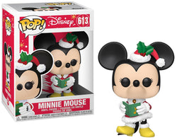 Disney Funko Pop! Minnie (Mrs. Claus) (Holiday) #613