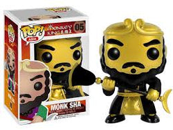 Monkey King Funko Pop! Monk Sha (Gold) #05