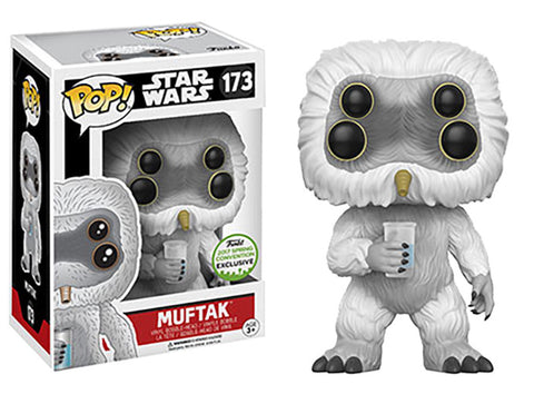 Star Wars Funko Pop! Muftak #173
