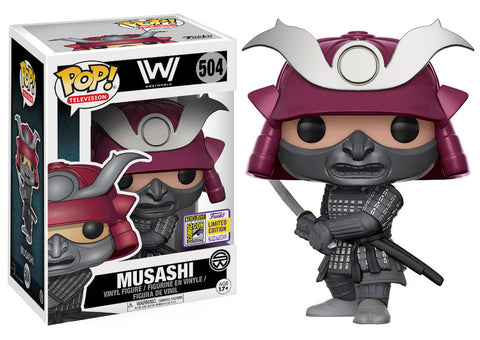 Westworld Funko Pop! Musashi (Convention Sticker)