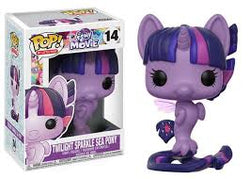 My Little Pony the Movie Funko Pop! Twilight Sparkle Sea Pony #14