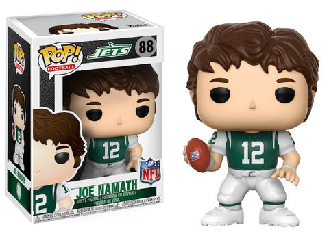NFL Jets Funko Pop! Joe Namath #88