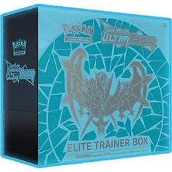 Pokemon - Ultra Prism - Elite Trainer Box - Dawn Wings Necrozma