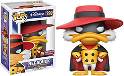 Disney Funko Pop! Negaduck #299