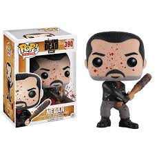 The Walking Dead Funko Pop! Negan (Bloody) #390