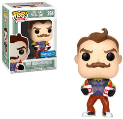 Hello Neighbor Funko Pop! The Neighbor with Glue #264