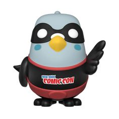 New York Comic Con Funko Pop! Paulie Pigeon (Convention Sticker) #23