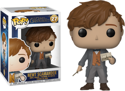 Crimes of Grindelwald Funko Pop! Newt Scamander (Postcard) #27