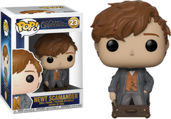 Crimes of Grindelwald Funko Pop! Newt Scamander (Suitcase) #23