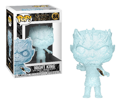 Game of Thrones Funko Pop! Crystal Night King (Dagger in Chest) #84