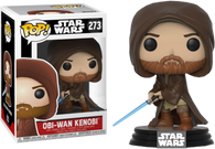 Star Wars Funko Pop! Obi-Wan Kenobi (Hooded) (Pre-Order)