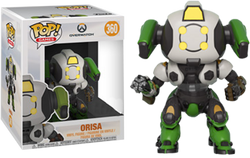 Overwatch Funko Pop! Orisa 6in (OR-15)