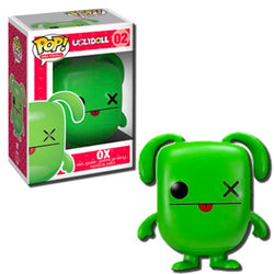 Uglydoll Funko Pop! Ox #02