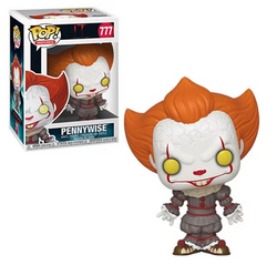 IT Chapter 2 Funko Pop! Pennywise (Open Arms) #777