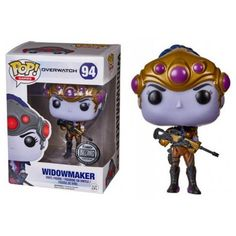 Overwatch Funko Pop! Widowmaker (Patina) #94