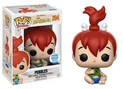 The Flintstones Funko Pop! Pebbles #204