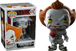 IT Funko Pop! Pennywise with Balloon #475