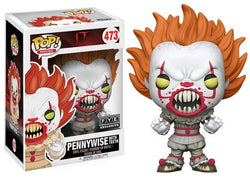 IT Funko Pop! Pennywise with Teeth #473