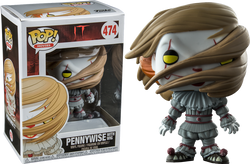 IT Funko Pop! Pennywise with Wig #474