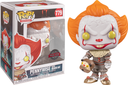 IT Chapter 2 Funko Pop! Pennywise (with Hat) #779