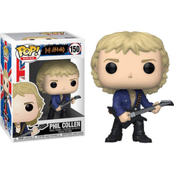 Def Leppard Funko Pop! Phil Collen #150