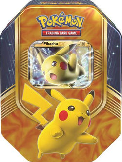 Pokemon - Pikachu EX - Collector's Tin