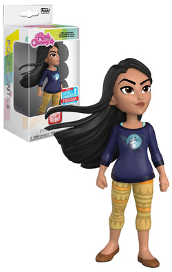 Ralph Breaks the Internet Funko Rock Candy Pocahontas (Shared Sticker)