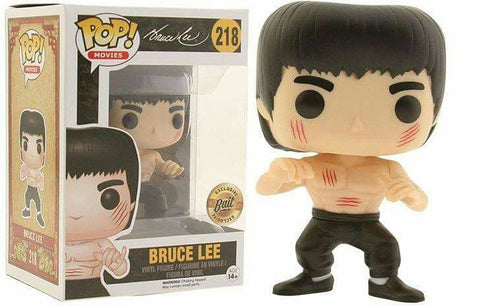 Bruce Lee Funko Pop! Bruce Lee (Enter the Dragon)