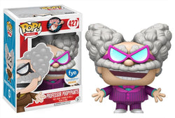 Captain Underpants Funko Pop! Professor Poopypants (Purple Suit) #427