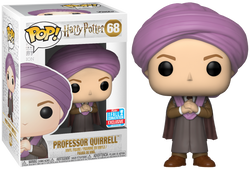 Harry Potter Funko Pop! Professor Quirrell (Shared Sticker) #68