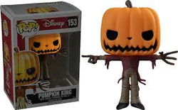 Disney Funko Pop! Pumpkin King (GITD) #153