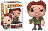 The Hunchback of Notre Dame Funko Pop! Quasimodo (Holding Toy) #633