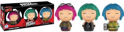 Scott Pilgrim Vs. the World Funko DORBZ Ramona Flowers 3-Pack