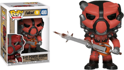 Fallout Funko Pop! X-01 Power Armor #480