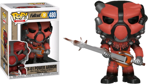 Fallout Funko Pop! X-01 Power Armor #480 (Pre-Order)