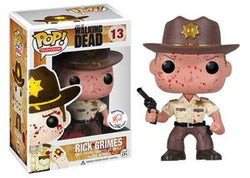 The Walking Dead Funko Pop! Rick Grimes (Bloody)