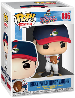 Major League Funko Pop! Ricky Vaughn #886