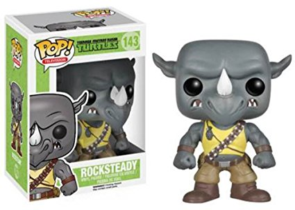 Teenage Mutant Ninja Turtles Funko Pop! Rocksteady #143
