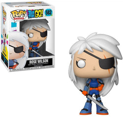 Teen Titans Funko Pop! Rose Wilson #582