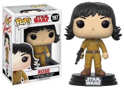 Star Wars Funko Pop! Rose #197