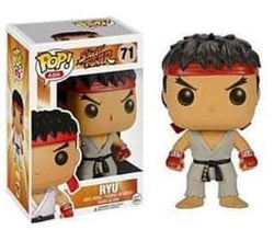 Street Fighter Funko Pop! Ryu #71