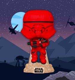 Star Wars Funko Pop! Sith Jet Trooper (Red) (2020 Shared Sticker) #383 (Pre-Order)