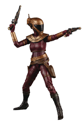 Star Wars The Black Series Zorii Bliss (Rise of Skywalker) 6in (Pre-Order)