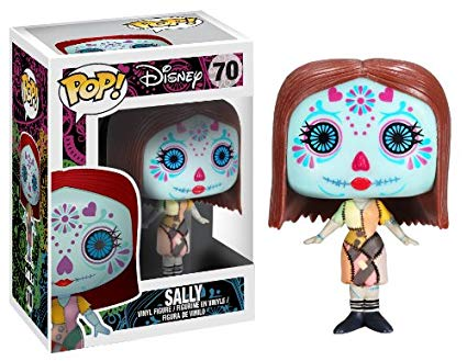 Nightmare Before Christmas Funko Pop! Sally (Day of the Dead)