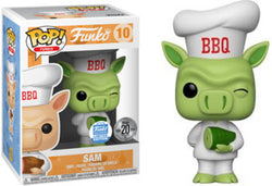 Funko Mascot Funko Pop! Sam (Green) #10